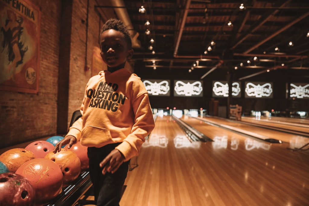 NYC Family Guide: Brooklyn Bowl Family Bowl
