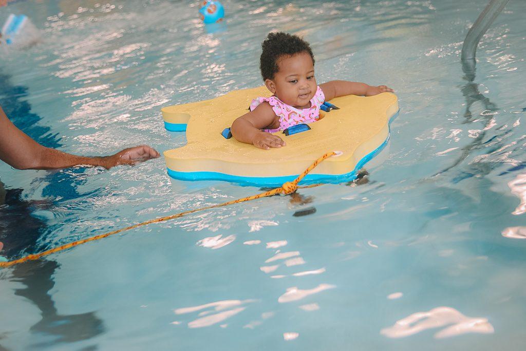 3 Benefits of a Goldfish Swim School Membership Besides Swimming Lessons