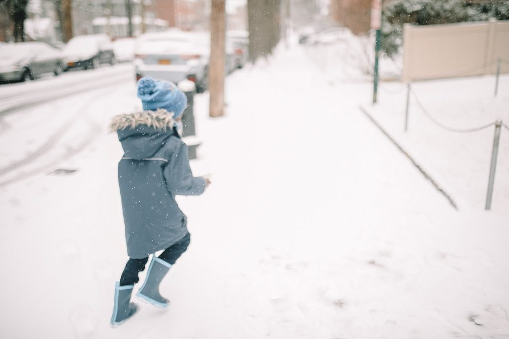 Keeping Kids Active During Winter