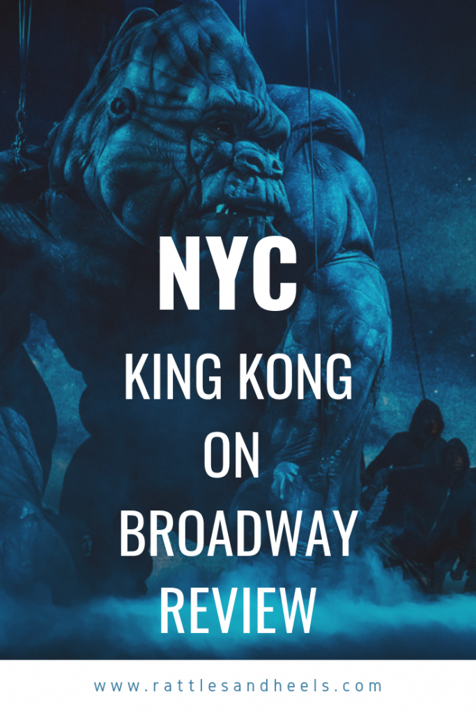 King Kong on Broadway Review NYC