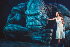 NYC Date Night: King Kong on Broadway Review