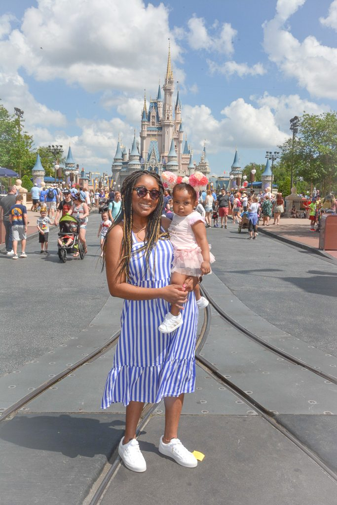Walt Disney World with a Toddler
