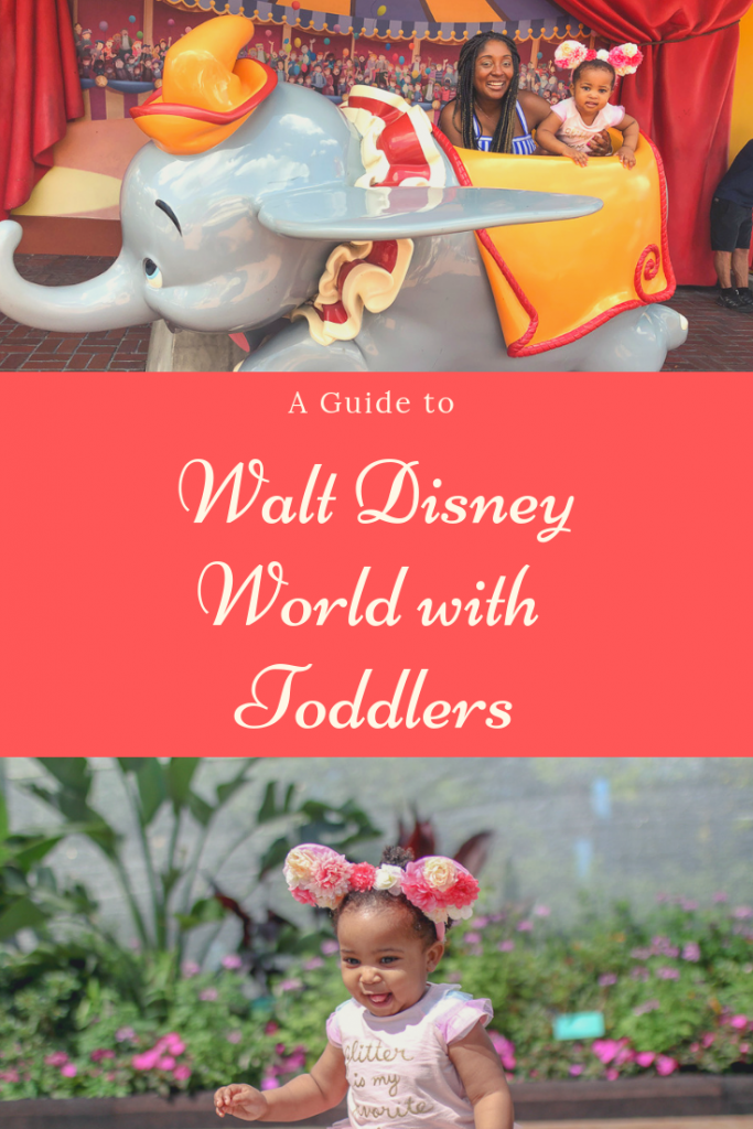 A Guide to Walt Disney World with Toddlers:  Stress-Free Tips and Attractions