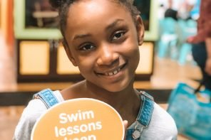 Goldfish Swim School Jump Start Clinics Giveaway