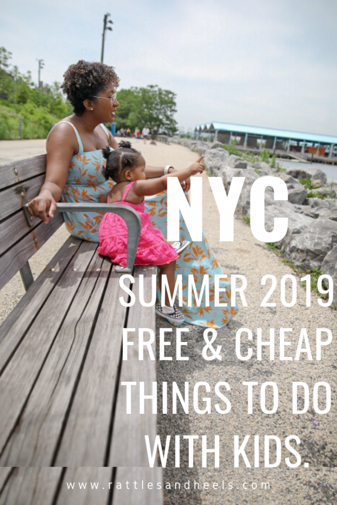 Free & Cheap Things to do in NYC with Kids Summer 2019