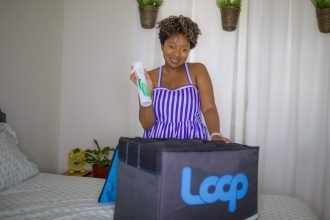 REDUCING WASTE IN OUR HOME WITH THE TerraCycle LOOP PROGRAM