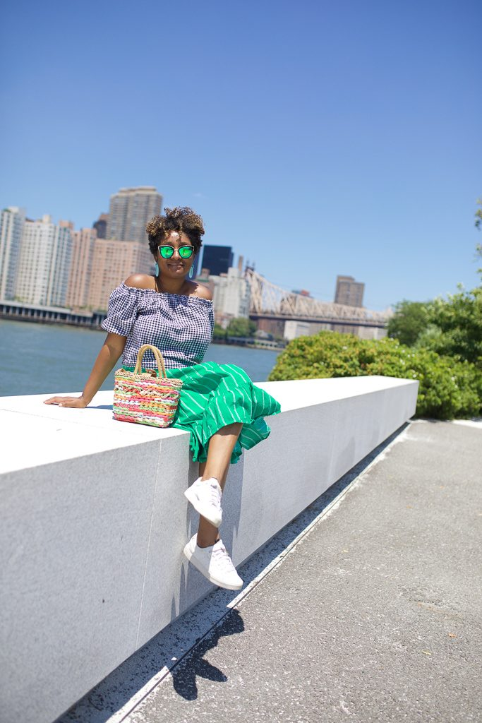 Rattles and Heels Exploring Roosevelt Island