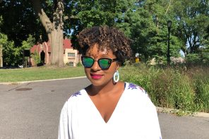 How to do a Wash and Go on Short Natural Hair