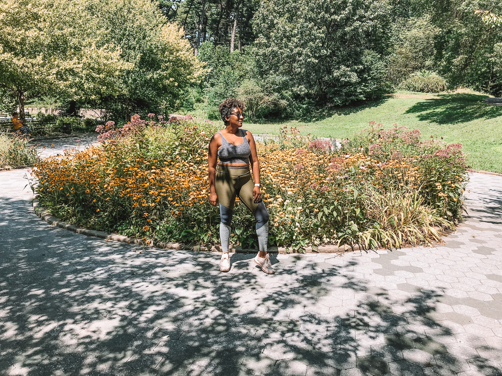 How I got back into a consistent workout routine