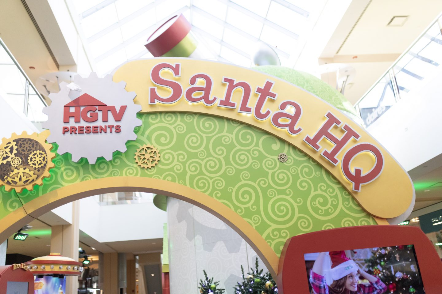 Our experience at HGTV Santa HQ at Queens Center Mall