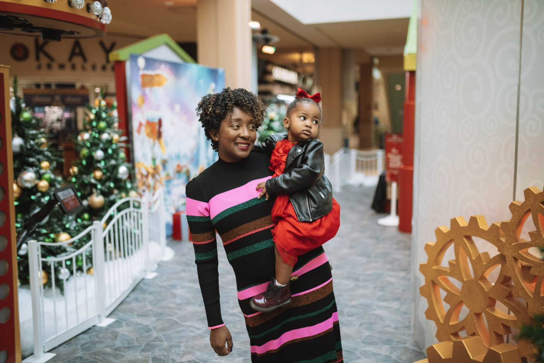 HGTV Santa HQ at Queens Center Mall