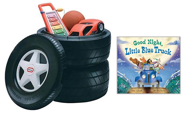 Good Night Little Blue Truck