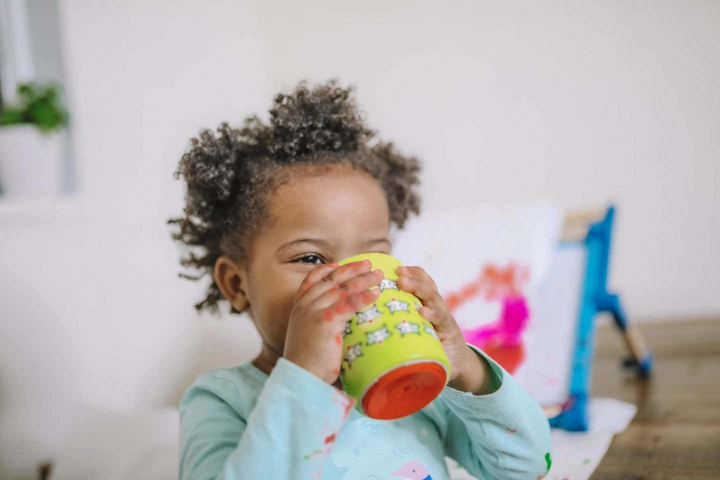 Toddler Morning Routine Schedule + Tips