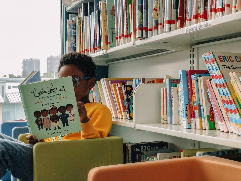 Children's Books that teach Black History