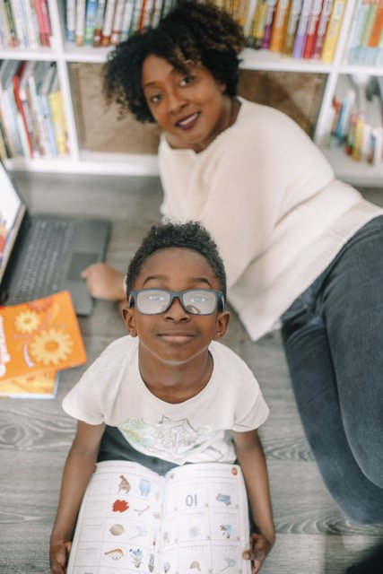 Black Homeschool Moms