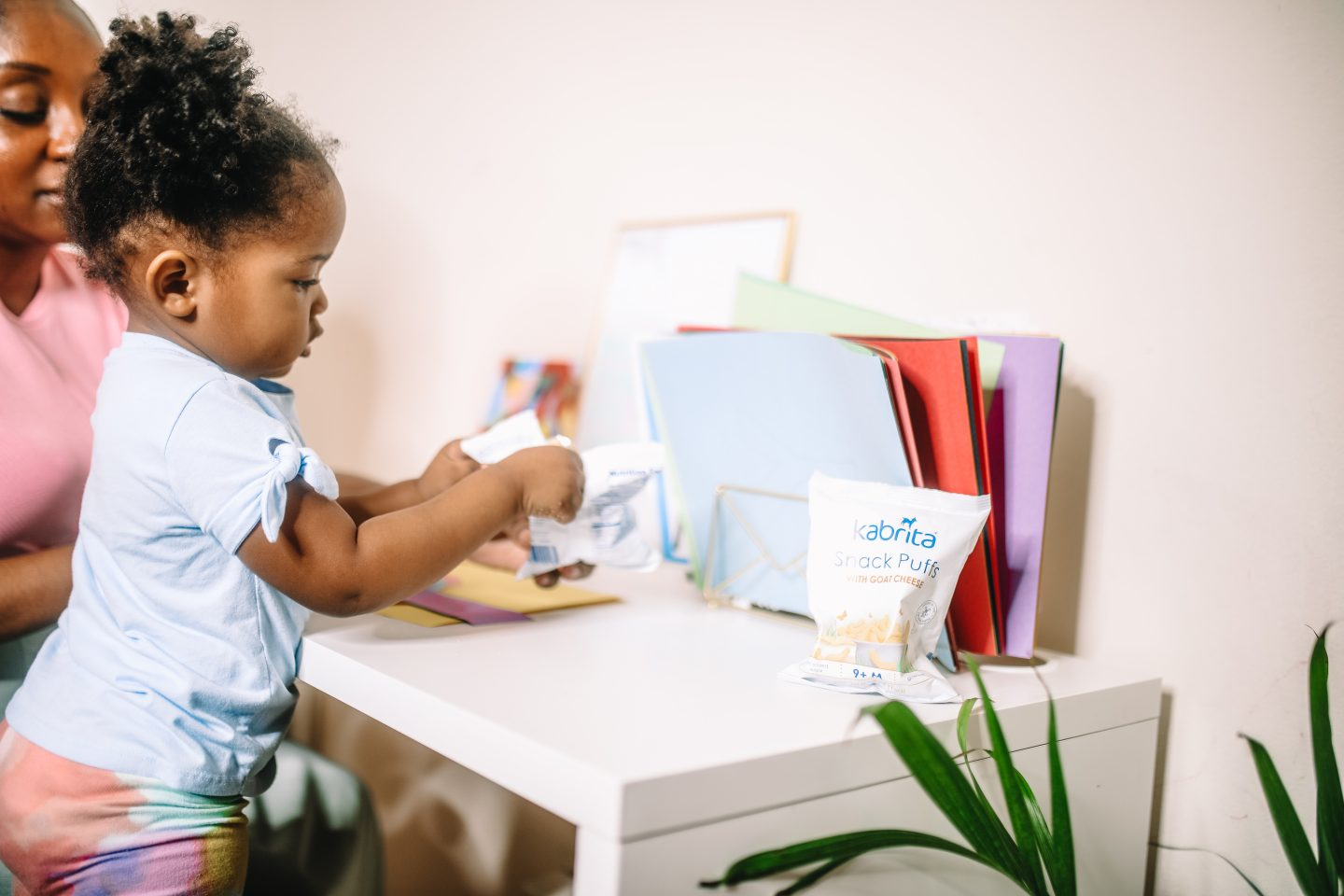 Encourage Your Toddler's Independence