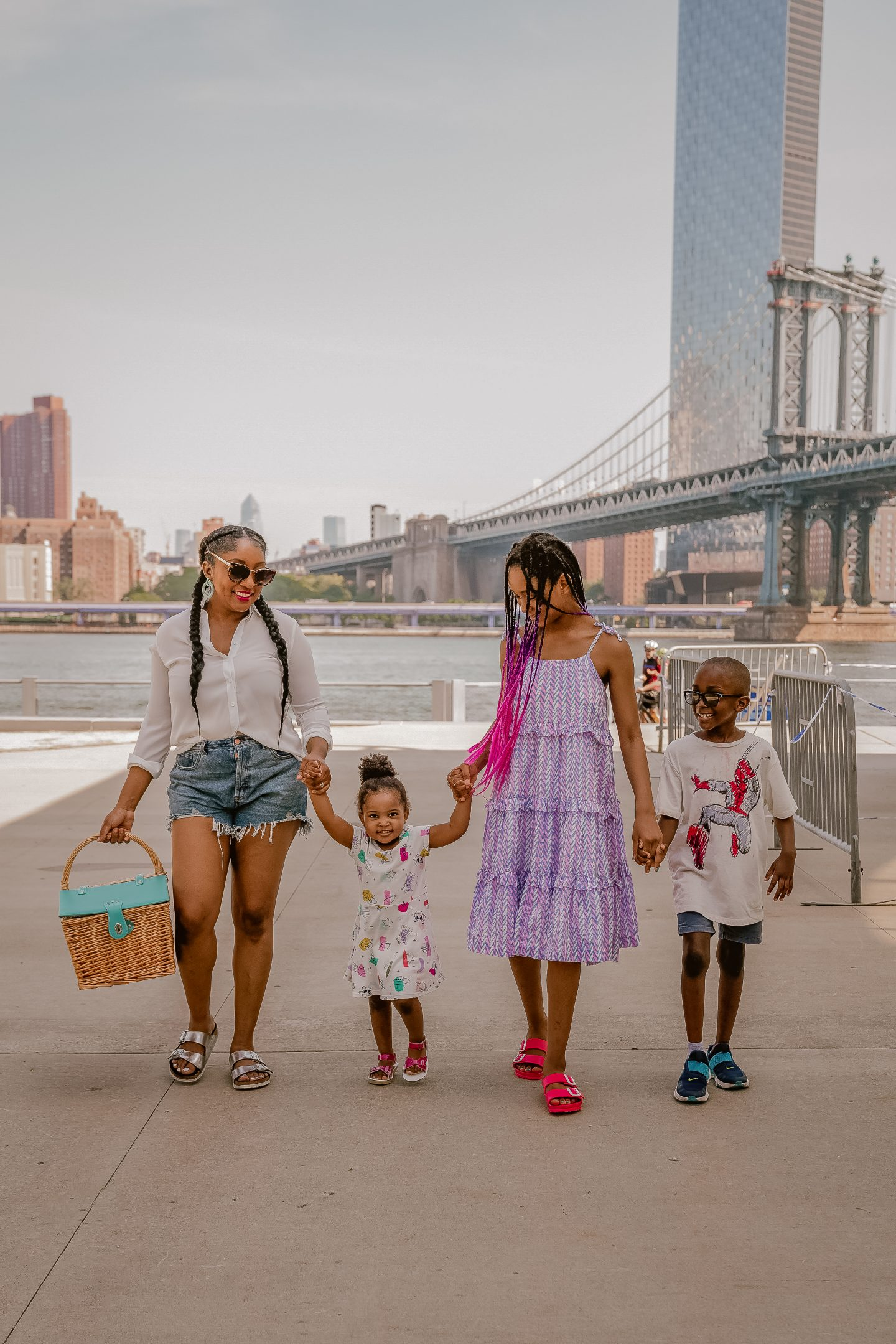 Things to do with Kids in NYC Summer 2020