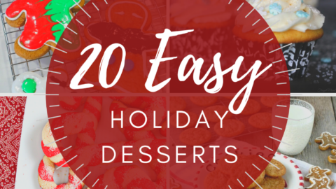 20 Super Easy Holiday Desserts to Make