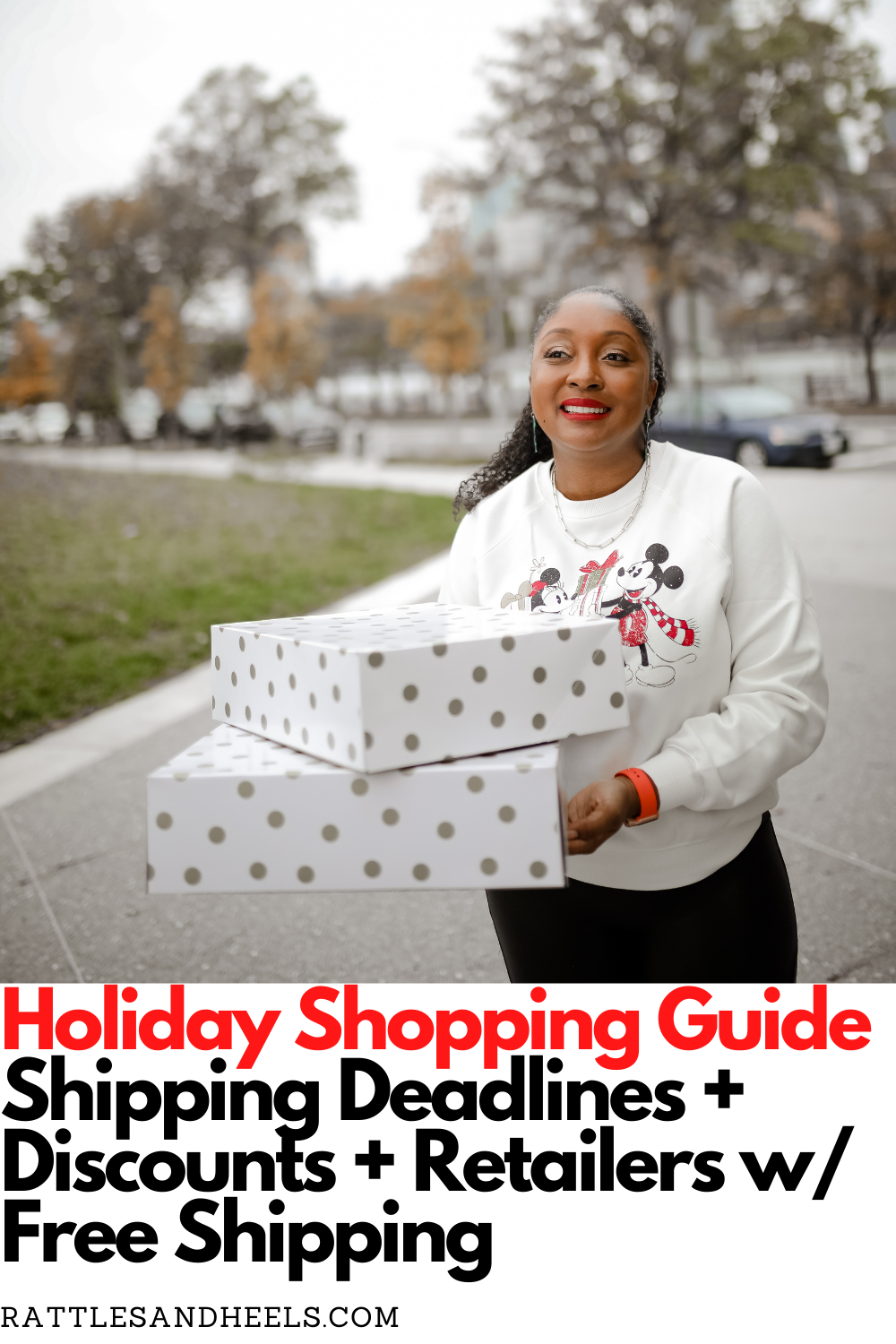 2020 Online Holiday Shopping Guide + Shipping Deadlines
